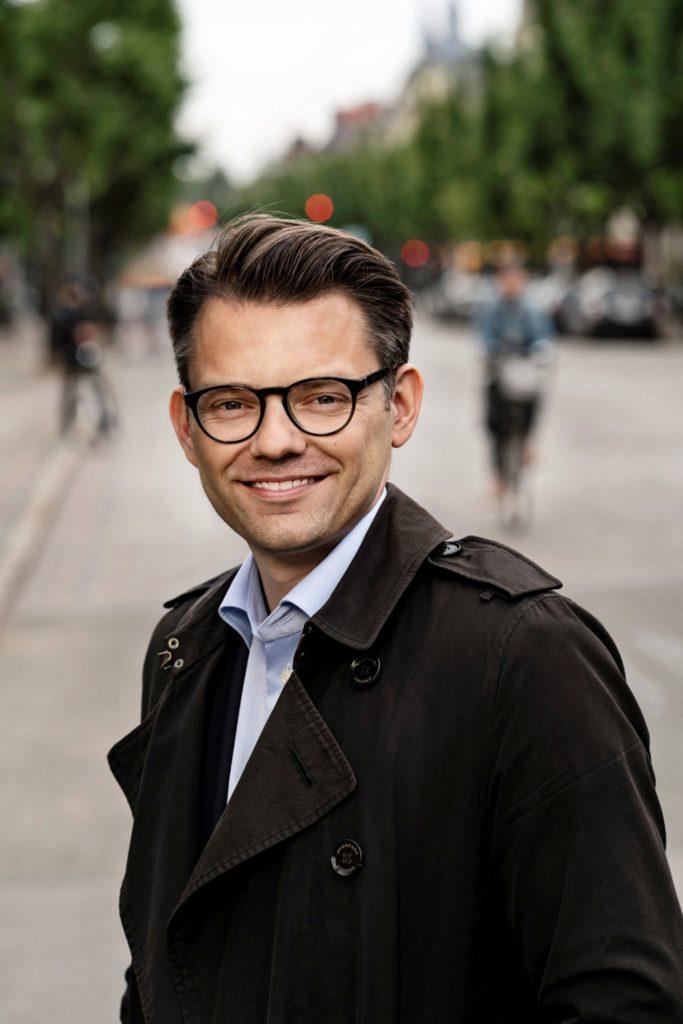 Michael Vindfeldt, borgmesterkandidat
